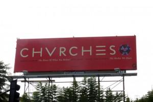 Churches Bulletin Advertising