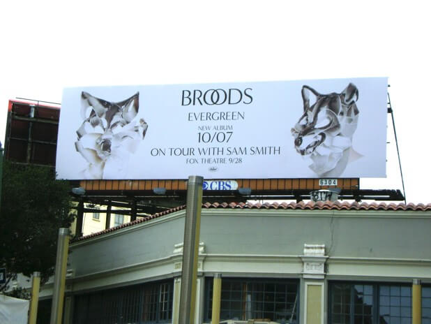 Broods Bulletin in Los Angeles