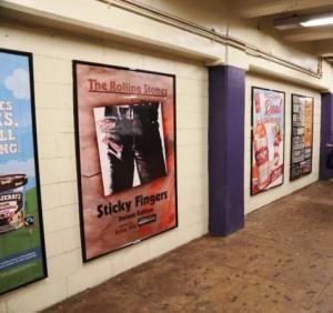 Subway Diorama