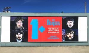 Wild Posting The Beatles