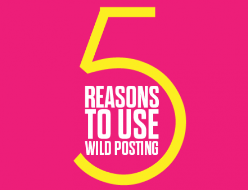 5 Reasons To Use Wild Posting