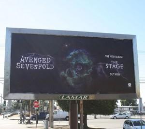 Avenged Sevenfold 8-Sheets