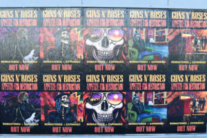 Guns N' Roses Domination