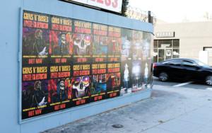 Guns N' Roses Domination