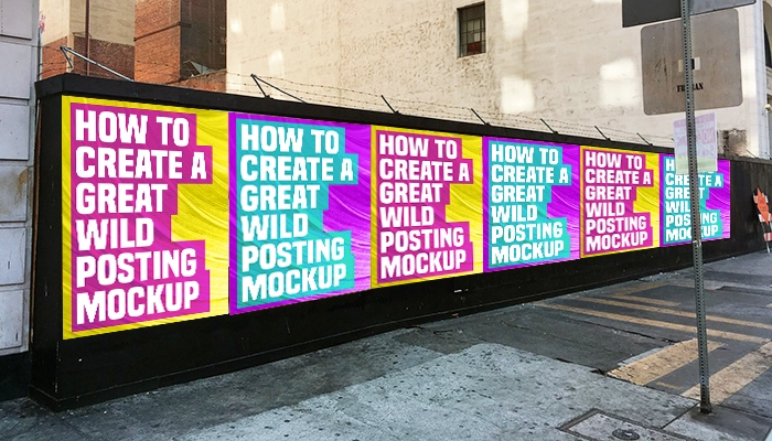 Advantages of Wild Posting