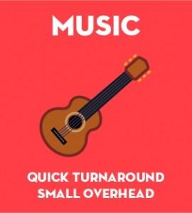 Music Wild Posting