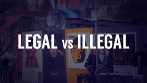 Illegal Wild Posting